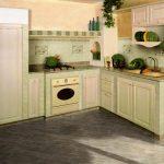 Фото 122: Плитка на кухню