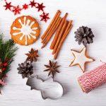 Фото 57: Праздничное печенье с корицей