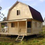 Фото 20: Проект для дачного дома