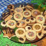 Фото 56: Рецепт праздничного печенья