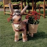 Фото 25: Сад с фигурами