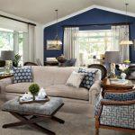 Фото 49: Сочетание цвета в интерьере квартиры