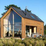 Фото 41: Современная конструкция дачного дома