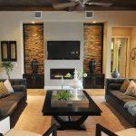 Фото 26: Современный интерьер гостиной