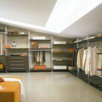 Фото 93: Свет в гардеробной комнате