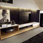 Фото 55: Уникальный дизайн интерьера с телевизором