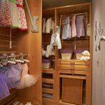 Фото 77: Верхний отдел в гардеробной