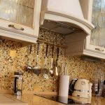 Фото 164: Виды отделки стен на кухне