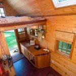 Фото 68: Внутренняя отделка дачного дома