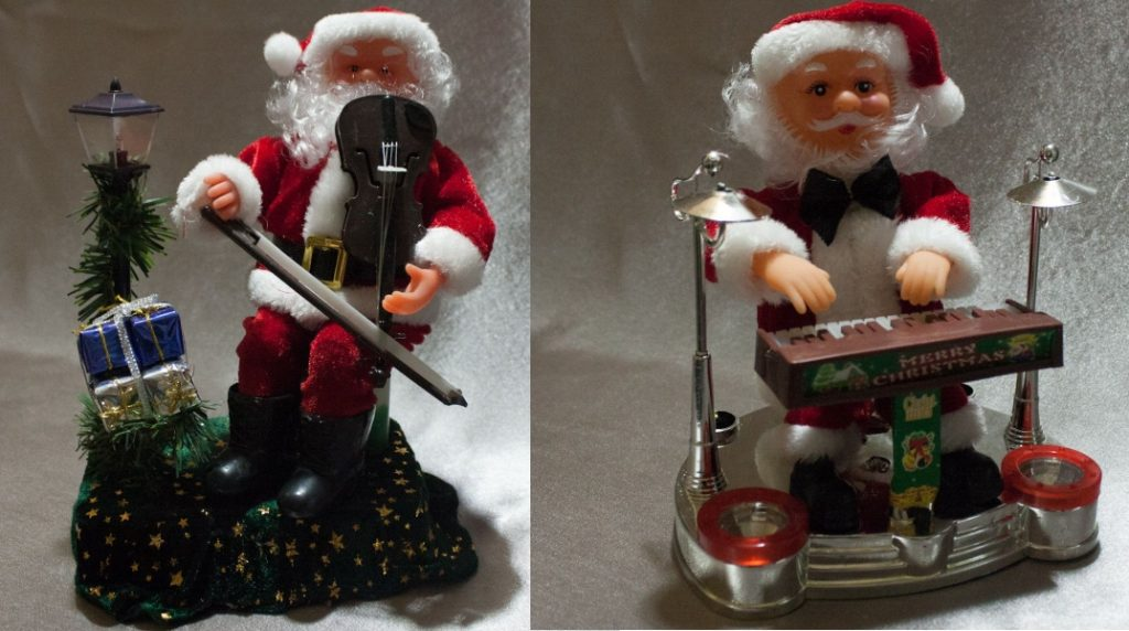 Музыкальные Деды Морозы