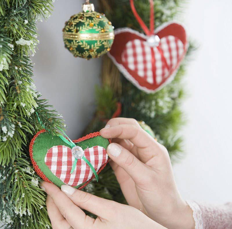 Мягкие игрушки на елку