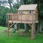 Фото 39: Оригинальный детский домик
