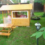 Фото 44: Чудо домик для ребенка