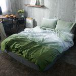 Фото 59: Постельное белье градиентное