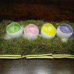 Фото 7: Пасхальная композиция из свечей
