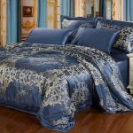 Фото 64: Шелковое постельное белье