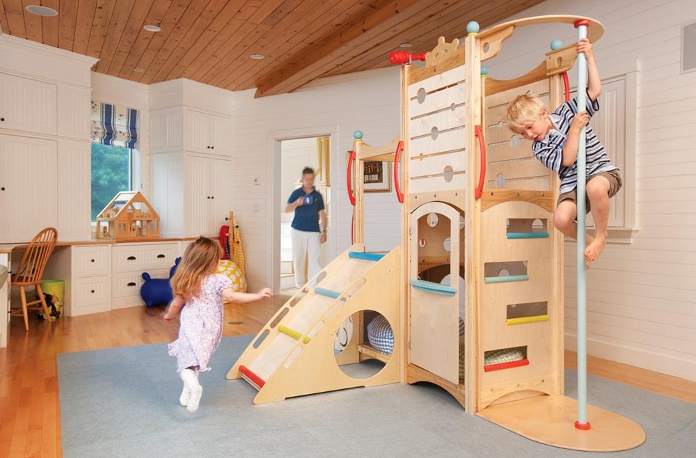 Игровой спортивный комплекс для детей