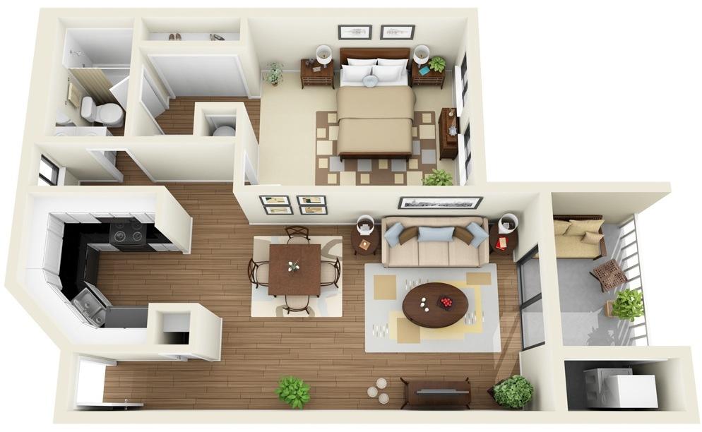 Дизайн проекта квартиры