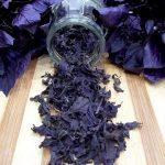 Фото 47: фиолетовый базилик