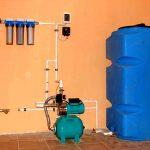 Фото 59: Водоснабжение в частном доме
