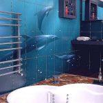 Фото 73: Оригинальная ванная