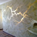Фото 5: Красиво оформленные стены