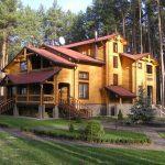 Фото 28: Деревянный дома