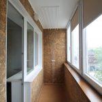 Фото 20: Отделка балкона