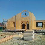 Фото 53: Строим дом из сип-панелей