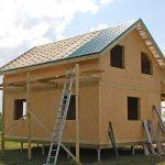 Фото 6: Легкое строительство из сип-панелей
