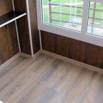 Фото 30: отделка балкона панелями