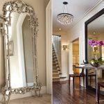 Фото 1: Красивые зеркала для прихожей