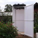 Фото 58: Переносная кабинка для душа