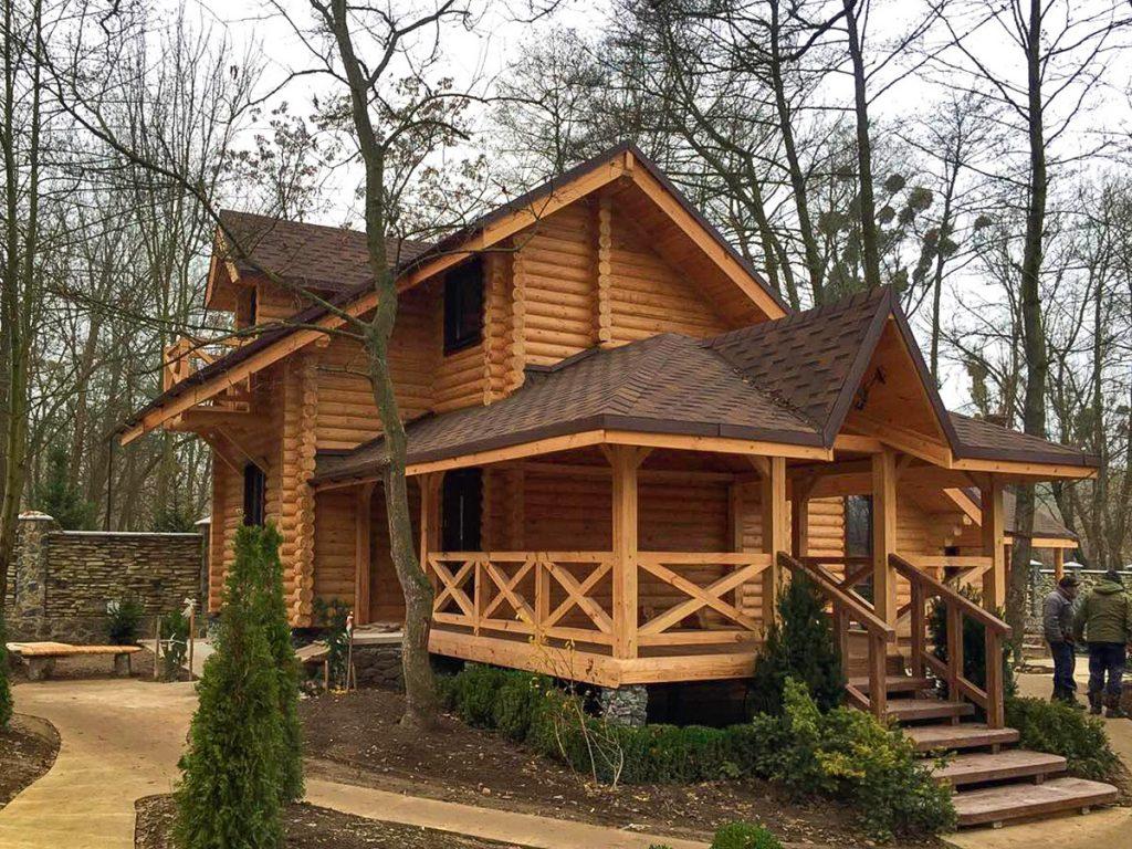 Качественные деревянные дома
