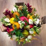 Фото 56: Прекрасная композиция из фруктов