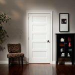 Фото 67: Стильная межкомнатная дверь