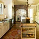 Фото 42: Кухня в стиле кантри