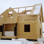 Фото 56: Строим дом из СИП-панелей
