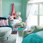 Фото 49: Интерьер в бирюзовых цветах