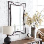 Фото 68: Настенное зеркало для прихожей