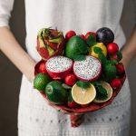 Фото 32: Дорогая композиция из фруктов
