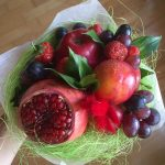Фото 36: Оформление фруктового букета