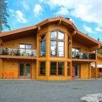 Фото 56: роскошные деревянные дома под ключ