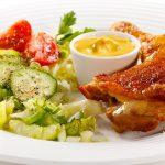 Фото 20: курица с сырным соусом
