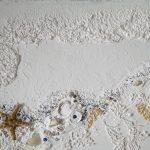 Фото 28: Декор ракушками декоративной штукатурки