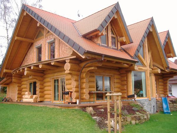Уютные деревянные дома