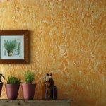 Фото 35: Изящные стены декоративная штукатурка