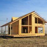 Фото 30: Как возводится дом из СИП-панелей