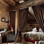 Фото 57: Оформление комнаты в стиле кантри