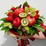 Фото 48: Букет из фруктов